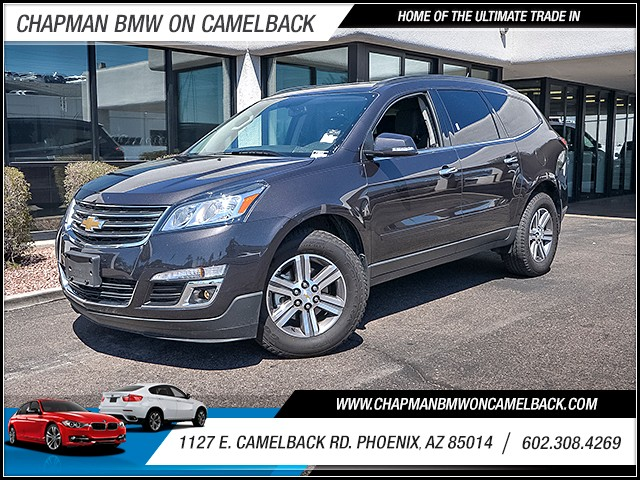 2017 Chevrolet Traverse LT 28241 miles Chapman Value Center on Camelback is specializing in late