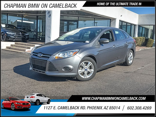 2014 Ford Focus SE 7029 miles Wireless data link Bluetooth Cruise control 2-stage unlocking doo