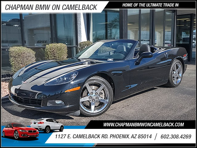 2005 Chevrolet Corvette 19477 miles Chapman Value Center on Camelback is specializing in late mod