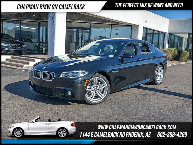 2014 BMW 5-Series 535d 33921 miles M Sport Package Premium Package Driver Assistance Package L