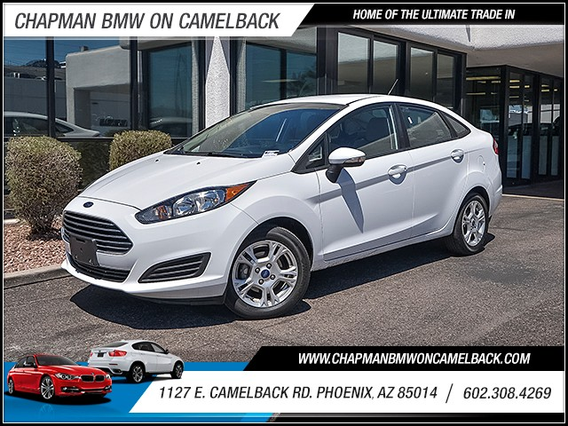 2014 Ford Fiesta SE 21609 miles Phone voice operated Wireless data link Bluetooth Electronic me