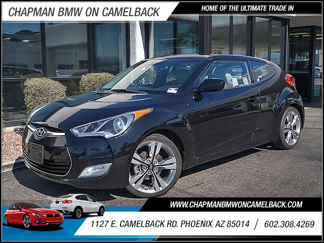 2012 Hyundai Veloster 34150 miles Chapman Value Center on Camelback is specializing in late model