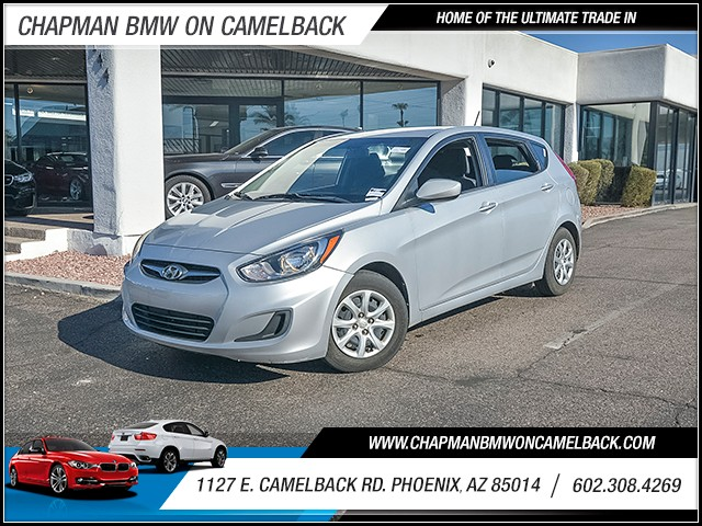 2014 Hyundai Accent GS 45339 miles Anti-theft system alarm with remote 2-stage unlocking doors