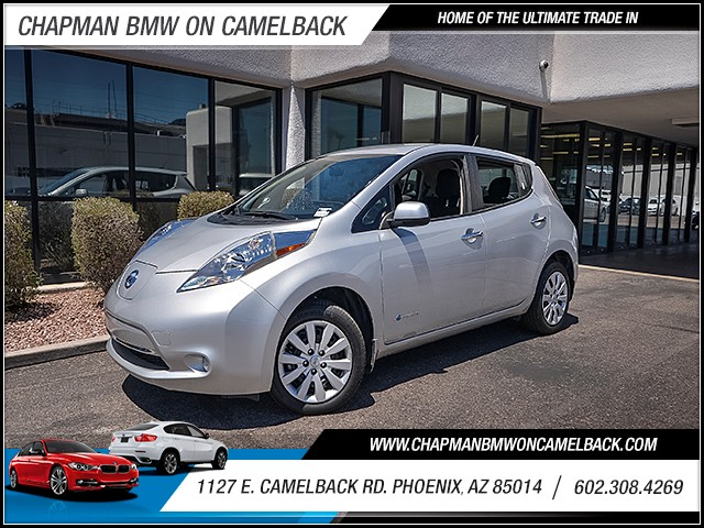 2015 Nissan LEAF S 31090 miles Wireless data link Bluetooth Phone pre-wired for phone Cruise co