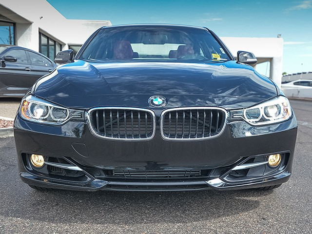 2014 BMW 3-SERIES SDN 335I