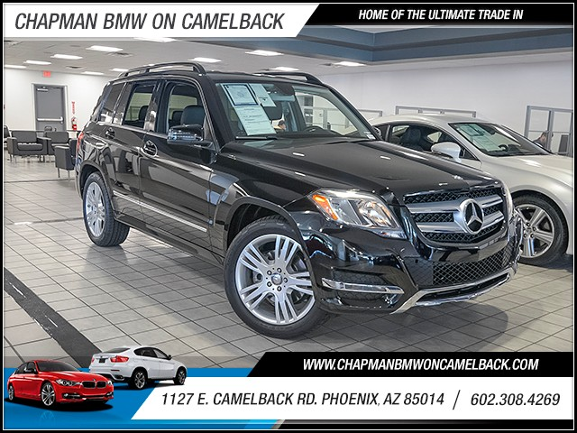 2015 Mercedes GLK-Class GLK 350 18676 miles Chapman Value Center on Camelback is specializing in