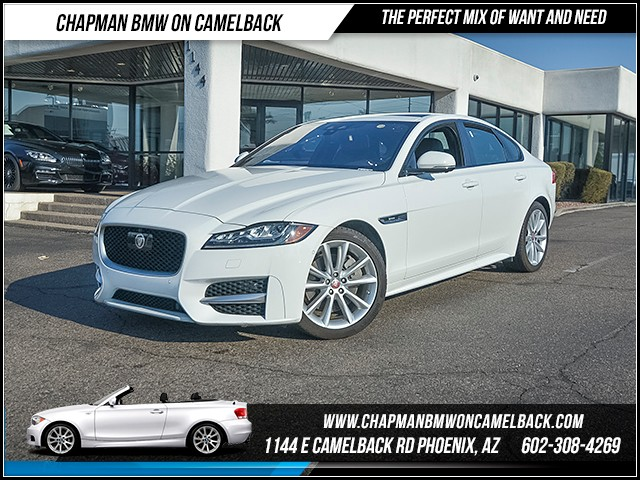 2016 Jaguar XF R-Sport 17804 miles Wireless data link Bluetooth Electronic messaging assistance