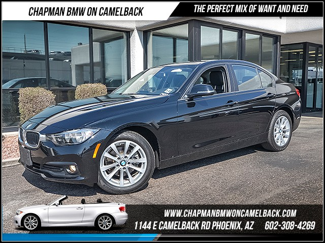 2016 BMW 3-Series Sdn 320i xDrive 10576 miles 6023852286 Chapman BMW on Camelback CPO Sales