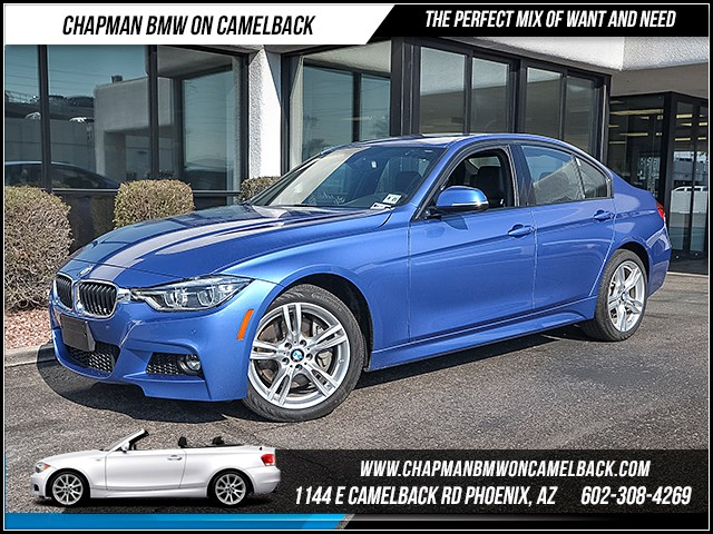2016 BMW 3-Series Sdn 328i xDrive 6965 miles 6023852286 Chapman BMW on Camelback CPO Sales