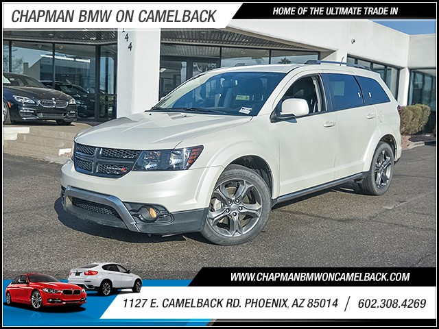 2016 Dodge Journey Crossroad 37581 miles Chapman Value Center on Camelback is specializing in lat