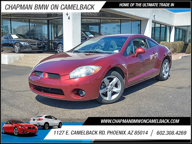 2007 Mitsubishi Eclipse GS 66840 miles Cruise control Power door locks Anti-theft system engin