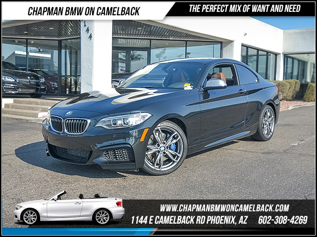 2015 BMW 2-Series M235i 24094 miles 6023852286 Chapman BMW on Camelback CPO Sales Event O