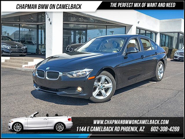 2014 BMW 3-Series Sdn 320i 26910 miles 6023852286 Chapman BMW on Camelback CPO Sales Event