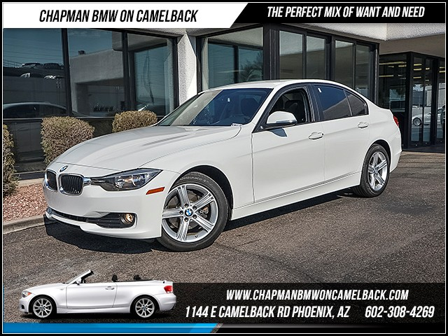 2014 BMW 3-Series Sdn 320i 49878 miles 6023852286 Chapman BMW on Camelback CPO Sales Event