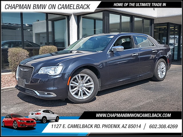 2016 Chrysler 300 C 33367 miles Chapman Value Center on Camelback is specializing in late model c