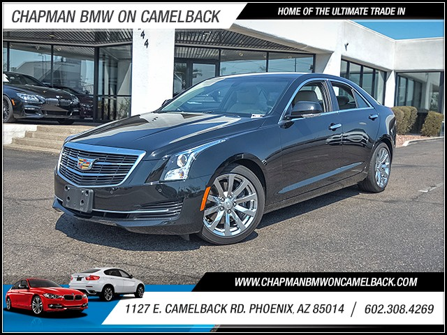 2017 Cadillac ATS 20T Luxury 29103 miles Chapman Value Center on Camelback is specializing in la