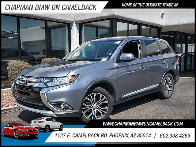 2016 Mitsubishi Outlander SE 33625 miles Chapman Value Center on Camelback is specializing in lat