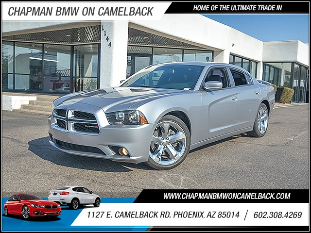 2014 Dodge Charger RT 29705 miles Chapman Value Center on Camelback is specializing in late mode