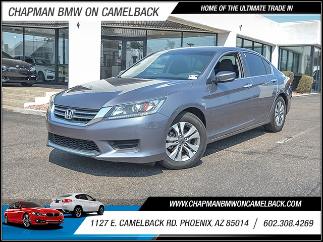 2014 Honda Accord LX 79452 miles Chapman Value Center on Camelback is specializing in late model