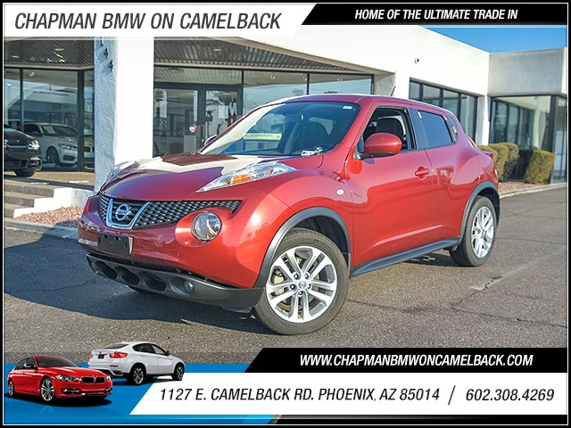 2013 Nissan JUKE SL 72967 miles Chapman Value Center on Camelback is specializing in late model c