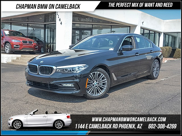 2017 BMW 5-Series 530i 7777 miles 6023852286 Chapman BMW on Camelback CPO Sales Event Ove