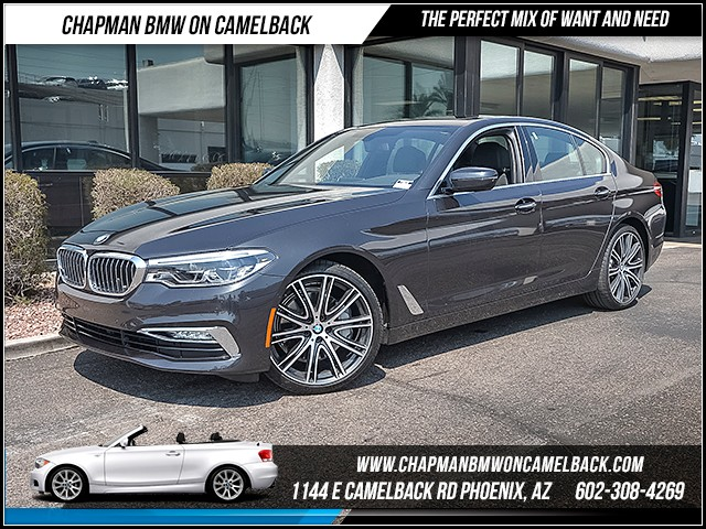 2017 BMW 5-Series 540i 11426 miles 6023852286 Chapman BMW on Camelback CPO Sales Event Ov