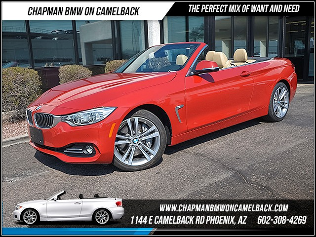 2016 BMW 4-Series 435i 3460 miles 6023852286 Chapman BMW on Camelback CPO Sales Event Ove