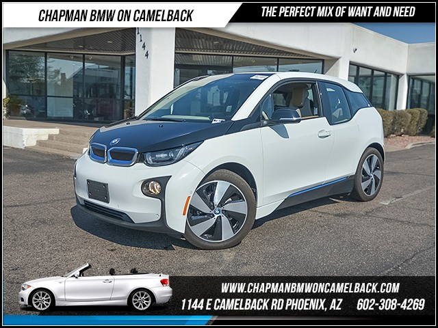 2016 BMW i3 5136 miles 6023852286 Chapman BMW on Camelback CPO Sales Event Over 200 Certi