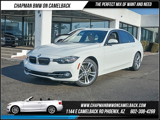2016 BMW 3-Series Sdn 328i 16232 miles 6023852286 Chapman BMW on Camelback CPO Sales Event