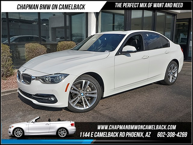 2016 BMW 3-Series Sdn 328i 16719 miles 6023852286 Chapman BMW on Camelback CPO Sales Event