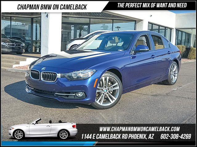 2016 BMW 3-Series Sdn 328i 14323 miles 6023852286 Chapman BMW on Camelback CPO Sales Event