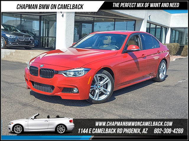 2016 BMW 3-Series Sdn 328i 13603 miles 6023852286 Chapman BMW on Camelback CPO Sales Event