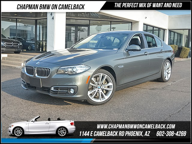 2015 BMW 5-Series 535d 30345 miles 6023852286 Chapman BMW on Camelback CPO Sales Event Ov