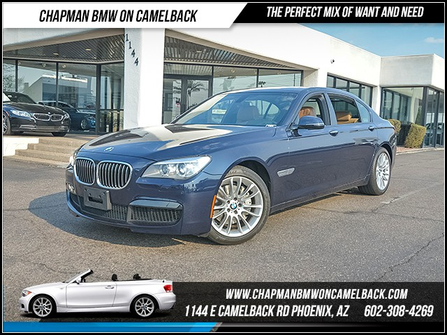 2015 BMW 7-Series 740Li 16156 miles 6023852286 Chapman BMW on Camelback CPO Sales Event O