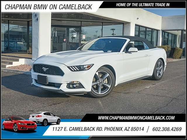 2016 Ford Mustang 34425 miles Chapman Value Center on Camelback is specializing in late model cle