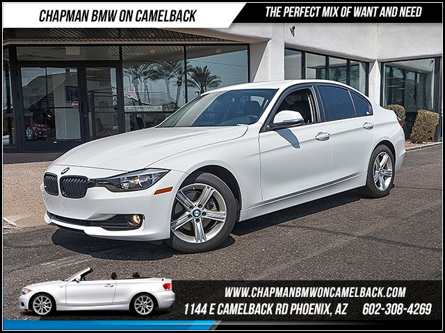 2014 BMW 3-Series Sdn 320i 22352 miles 6023852286 Chapman BMW on Camelback CPO Sales Event