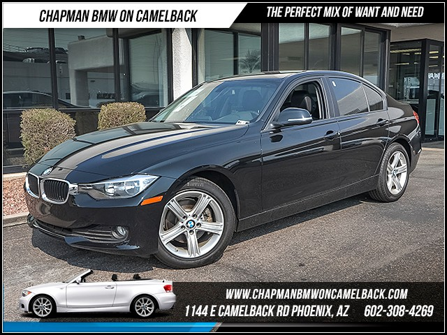 2014 BMW 3-Series Sdn 320i 39292 miles 6023852286 Chapman BMW on Camelback CPO Sales Event