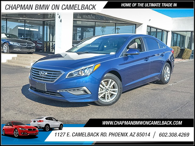 2015 Hyundai Sonata SE 27474 miles Chapman Value Center on Camelback is specializing in late mode