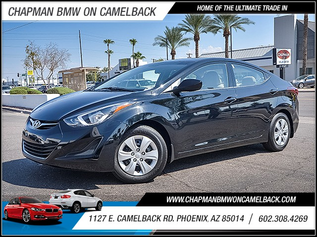 2016 Hyundai Elantra SE 7299 miles Chapman Value Center on Camelback is specializing in late mode