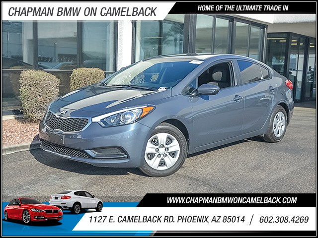 2016 Kia Forte LX 19724 miles Chapman Value Center on Camelback is specializing in late model cle