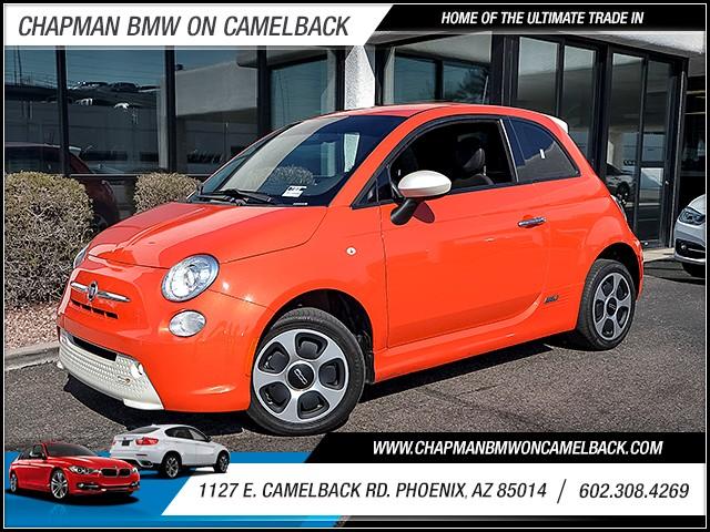2015 FIAT 500e 28999 miles 1127 E Camelback Road 602-385-2286 Chapman Value Center on Camelback