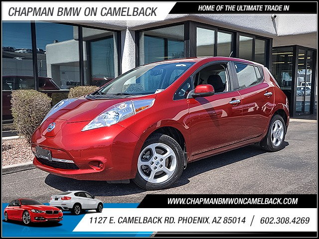 2014 Nissan LEAF SL 31844 miles Back-Up Camera Phone pre-wired for phone Real time traffic Wir