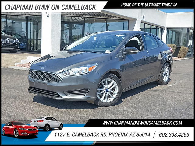 2015 Ford Focus SE 23846 miles Chapman Value Center on Camelback is specializing in late model cl