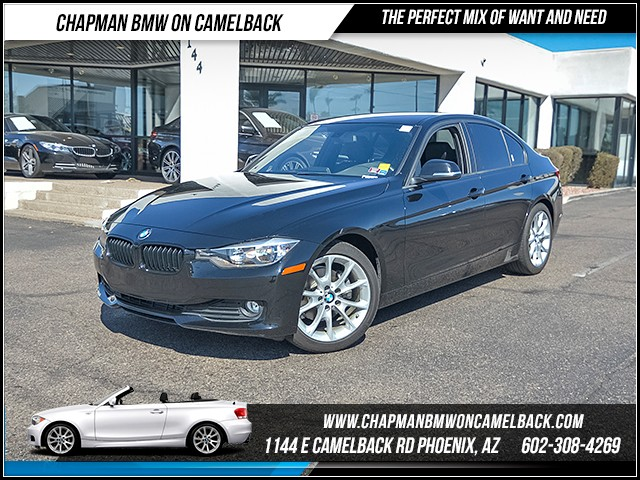2014 BMW 3-Series Sdn 320i 25398 miles 6023852286 Chapman BMW on Camelback CPO Sales Event