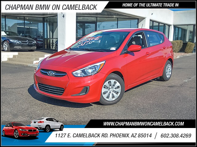 2016 Hyundai Accent SE 42049 miles Anti-theft system alarm with remote 2-stage unlocking doors