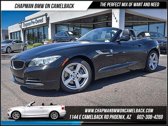 2015 BMW Z4 sDrive28i 21853 miles 6023852286 Chapman BMW on Camelback CPO Sales Event Ove