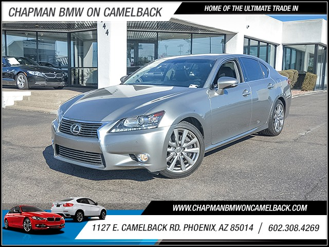 2015 Lexus GS 350 37575 miles Chapman Value Center on Camelback is specializing in late model cle