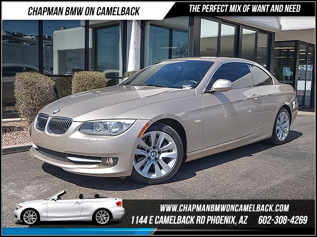 2013 BMW 3-Series Conv 328i 58718 miles 6023852286 Chapman BMW on Camelback CPO Sales Event