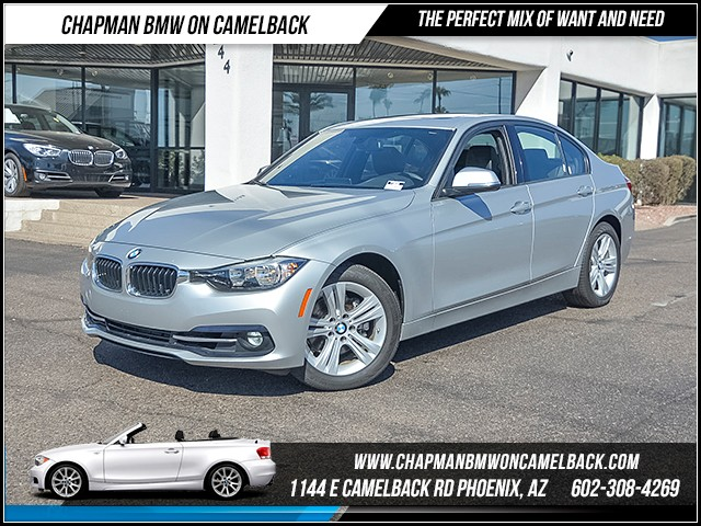 2016 BMW 3-Series Sdn 328i 6921 miles 6023852286 Chapman BMW on Camelback CPO Sales Event