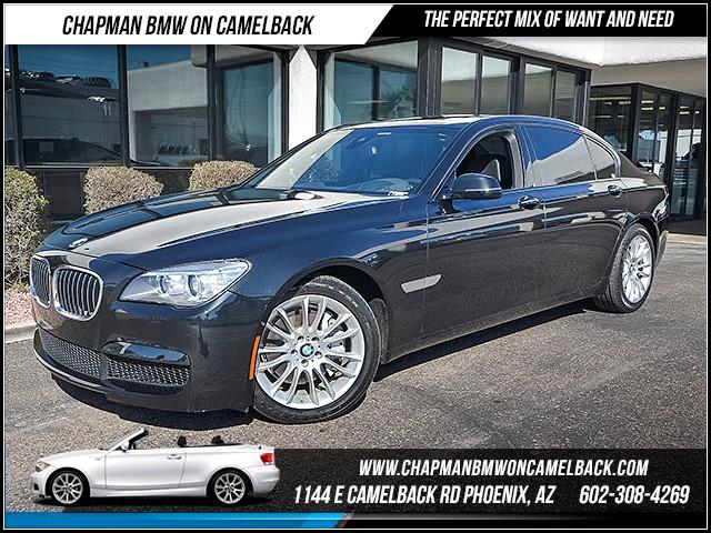 2015 BMW 7-Series 740Li xDrive 29004 miles 6023852286 Chapman BMW on Camelback CPO Sales Ev